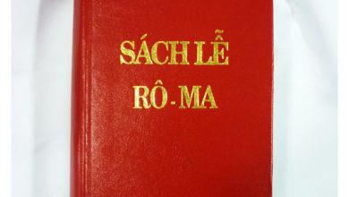 Photo of Sách Lễ Roma